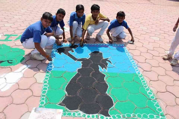 Sandipani Academy-Art
