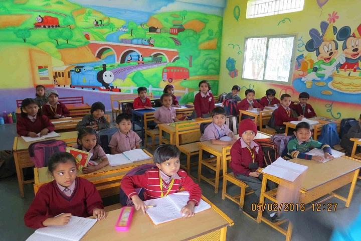 Sandipani Academy-Class Room