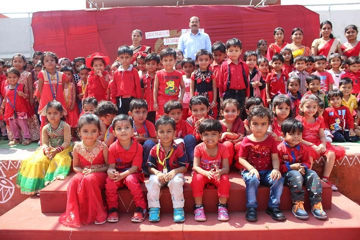 Sandipani Academy-Red Day Celebrations