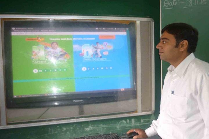 Sandipani Academy-Smart Class