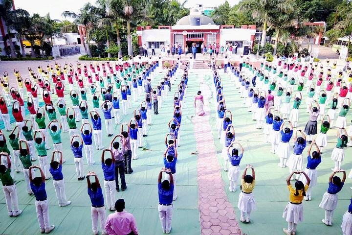 Sandipani Academy-Yoga