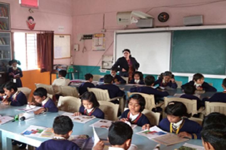 Sankalp Higher Secondary School-Classroom