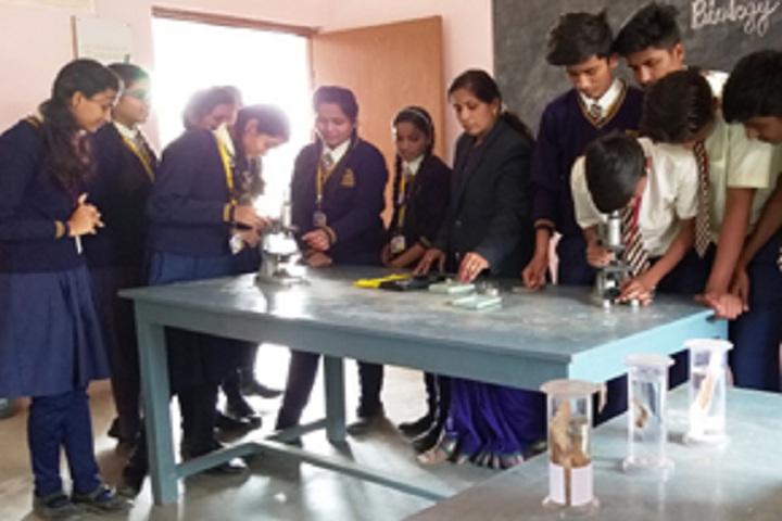 Sankalp Higher Secondary School-Biology Lab