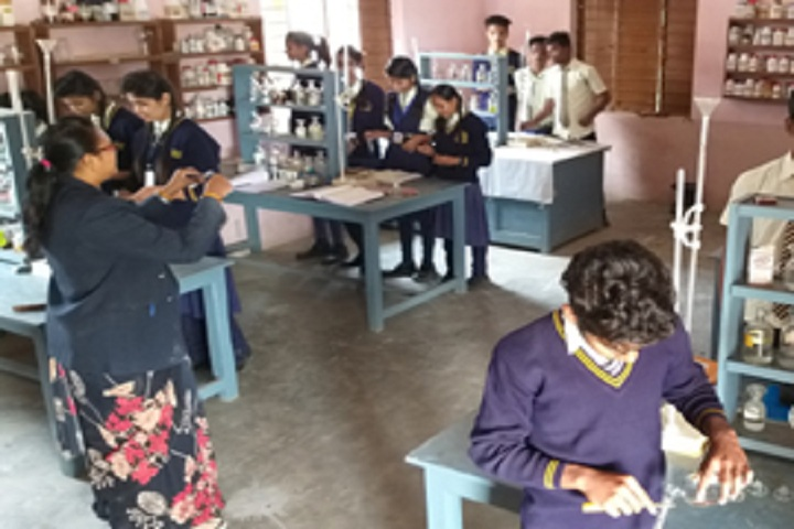 Sankalp Higher Secondary School-Chemistry Lab