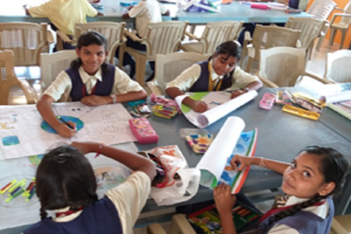 Sankalp Higher Secondary School-Drawing