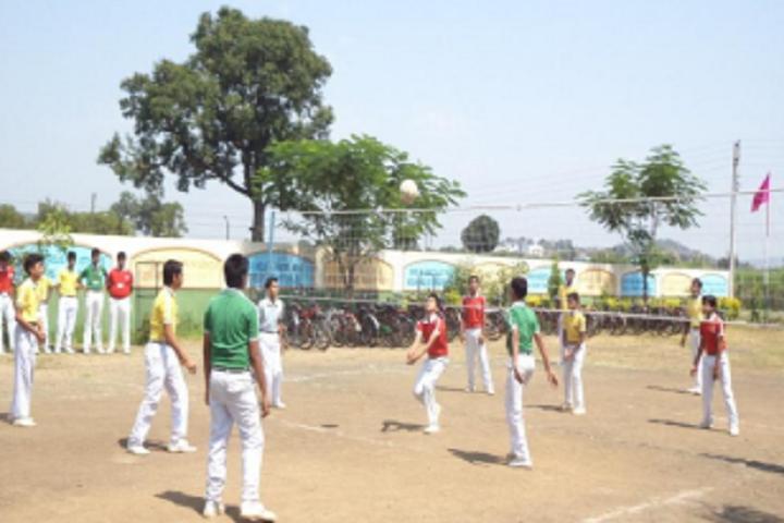 Sankalp Higher Secondary School-Sports