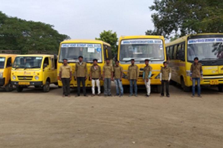 Sankalp Higher Secondary School-Transport