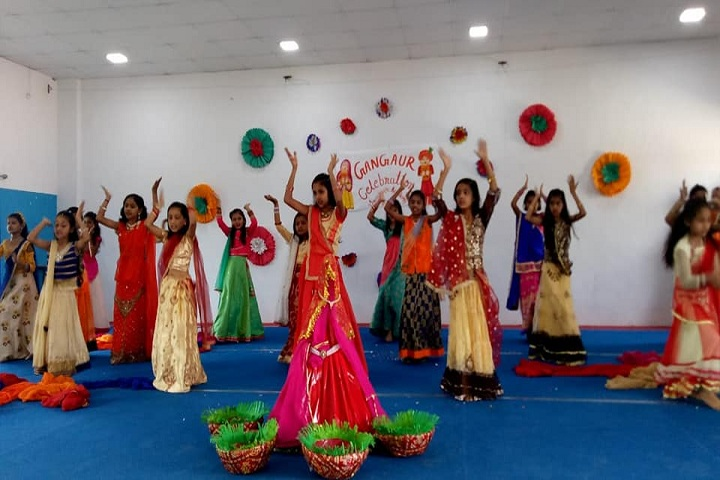 Sanskar Academy-Gangaur Celebration