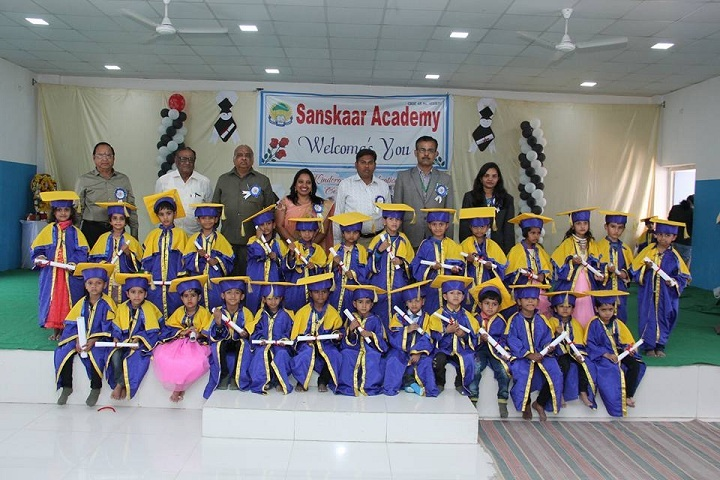 Sanskar Academy-Graduation Day