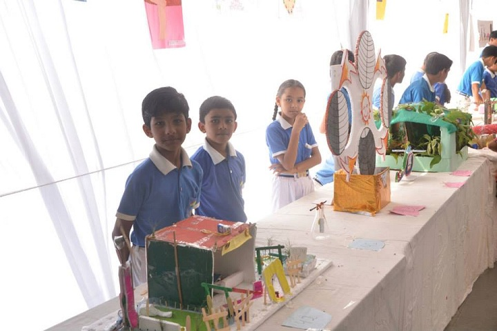 Sanskar Academy-Science Exhibition