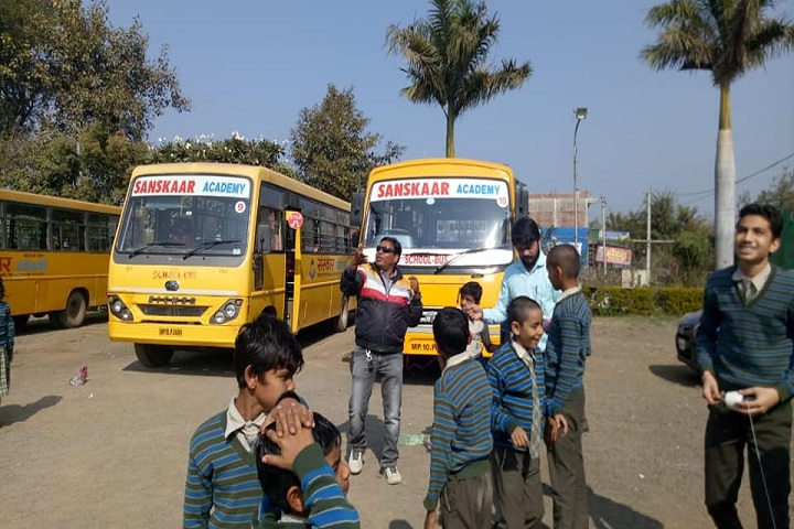 Sanskar Academy-Transport