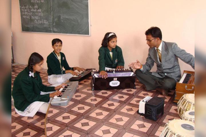 Music Classes Taken By Teacher