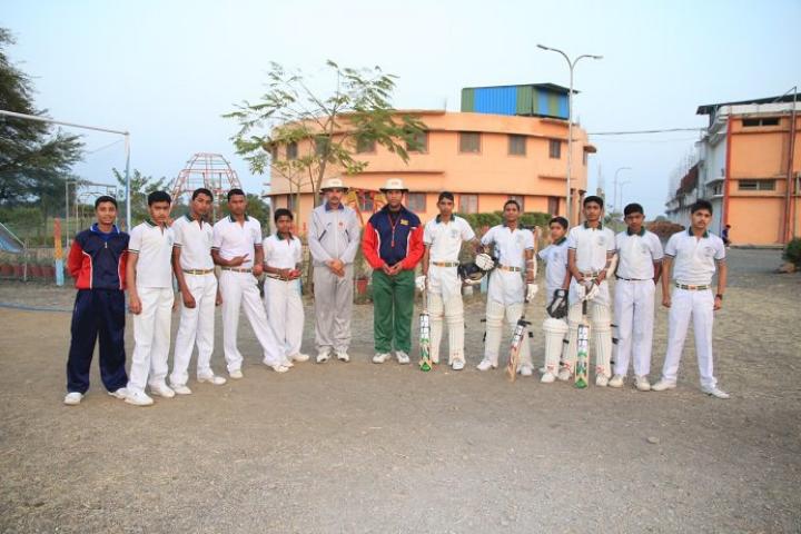 School Cricket Team
