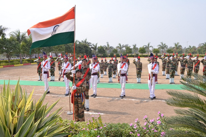 Sanskar Academy-Independents Day
