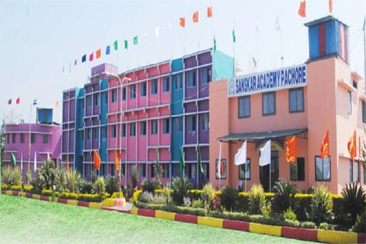 Sanskar Academy-School View