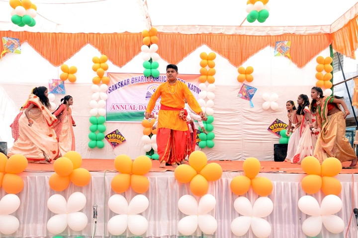 Sanskar Bharti Public School-Annual Day