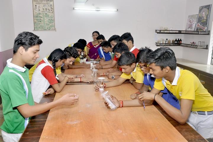 Sanskar Bharti Public School-Biology Lab