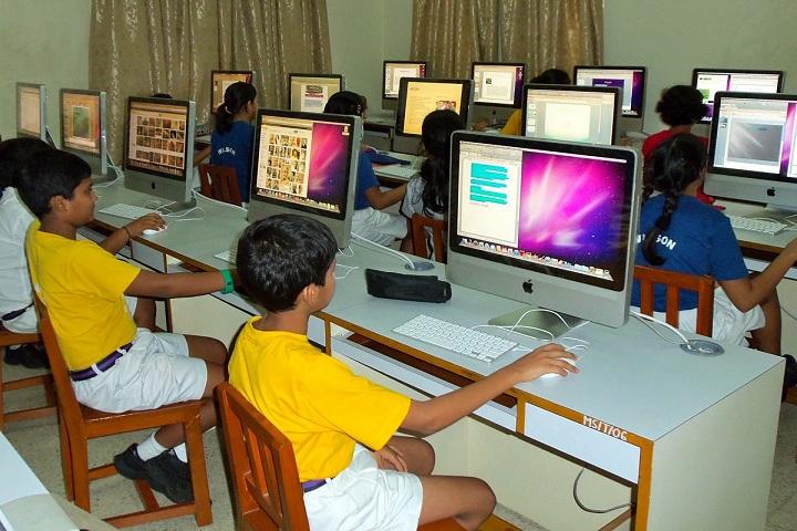 Sanskar Bharti Public School-Computer Class