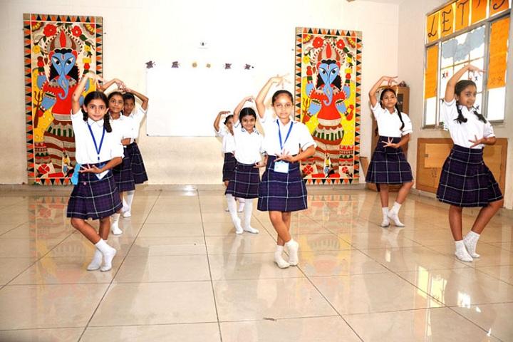 Sanskar Bharti Public School-Dance Room
