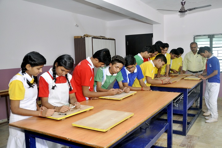 Sanskar Bharti Public School-Physics Lab