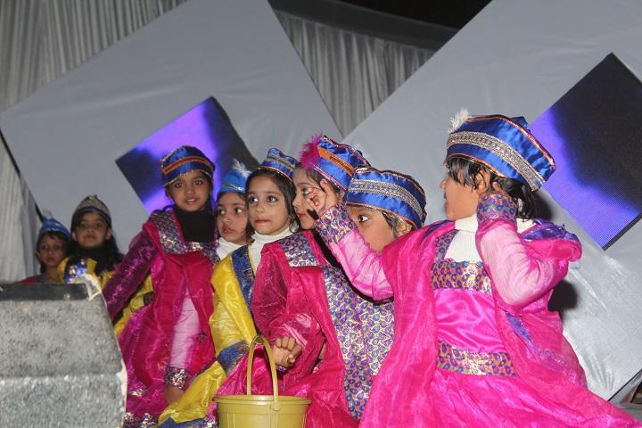 Sanskar Green Valley School-Cultural Events