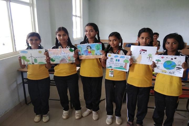 Sanskar Green Valley School-Drawings