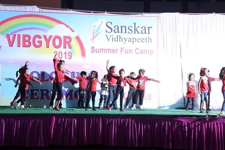 Sanskar Vidhyapeeth Senior Secondary School-Dance