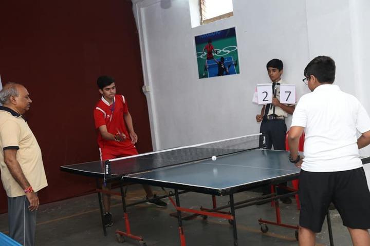 Sanskar Vidhyapeeth Senior Secondary School-Indoor Games