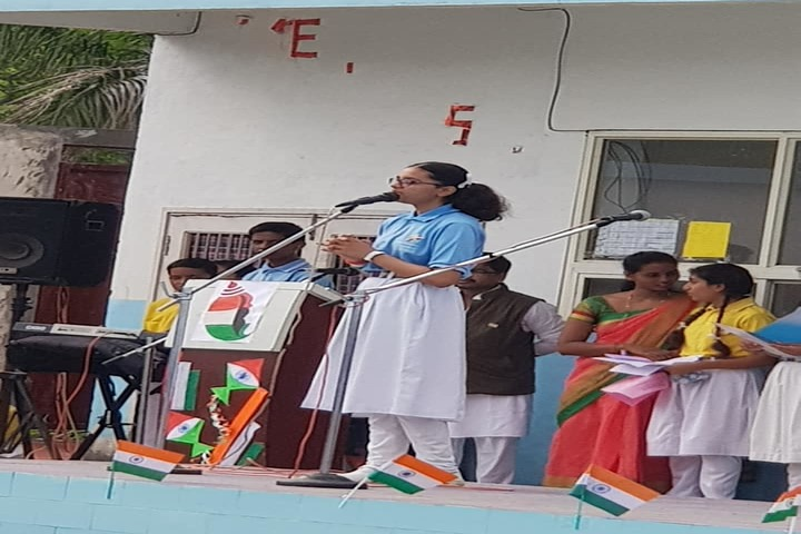 Sanskar Vidhyapeeth Senior Secondary School-Singing