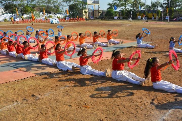 Sanskar Vidhyapeeth Senior Secondary School-Sports Day
