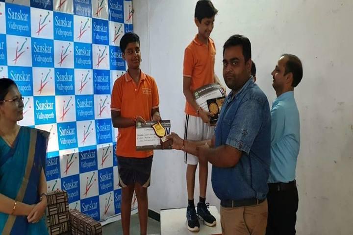 Sanskar Vidhyapeeth Senior Secondary School-Sports winners