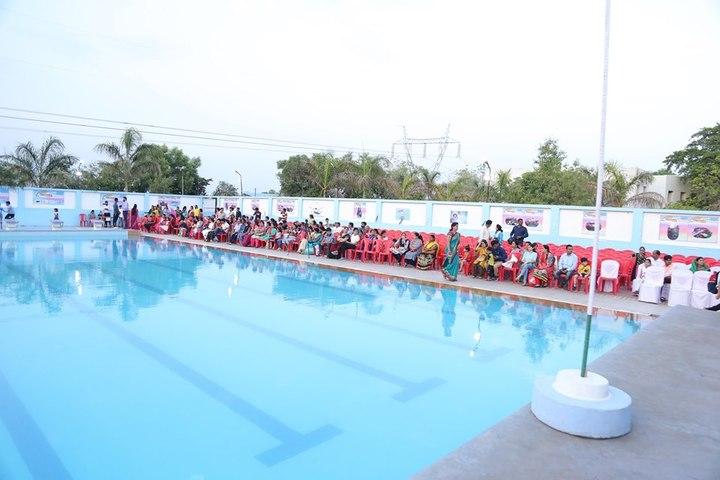 Sanskar Vidhyapeeth Senior Secondary School-Swimming Pool