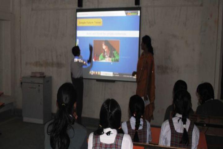 Sanskriti Public School-Digital Classroom