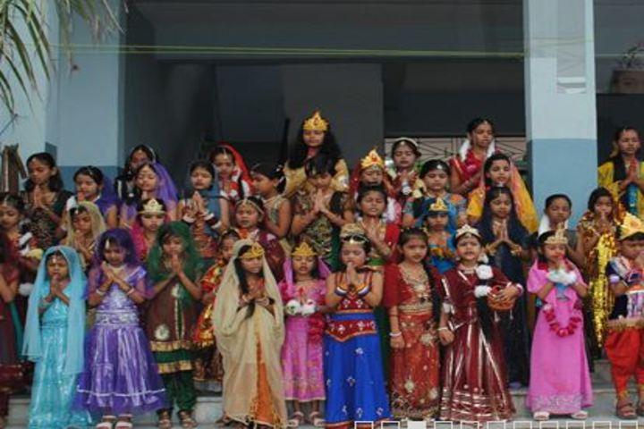 Sanskriti Public School-Festival Celebrations