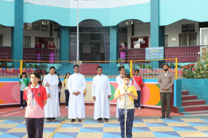 Sant Chavara National Academy-Speech