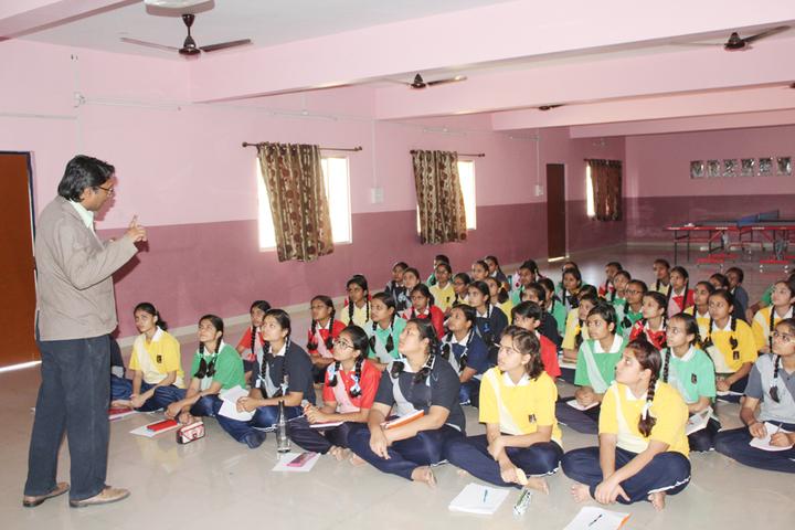 Sant Chavara National Academy-workshop