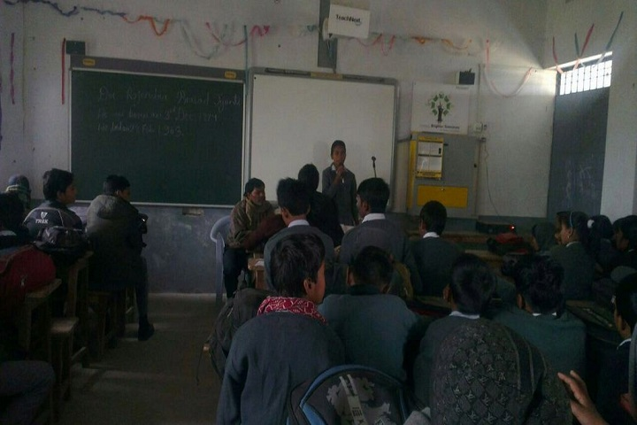 Bihar Public School-ClassRoom