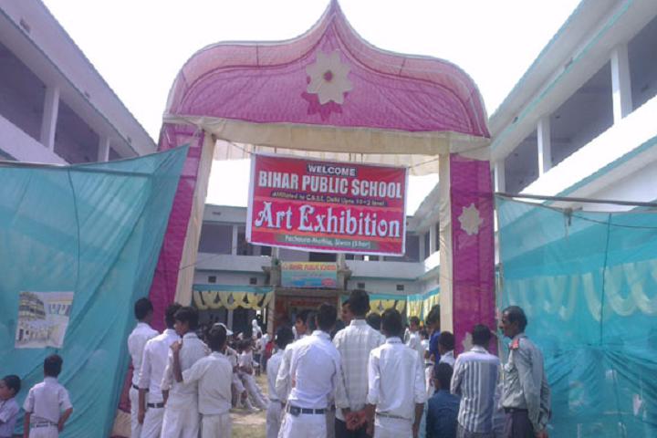Bihar Public School-Exhibition