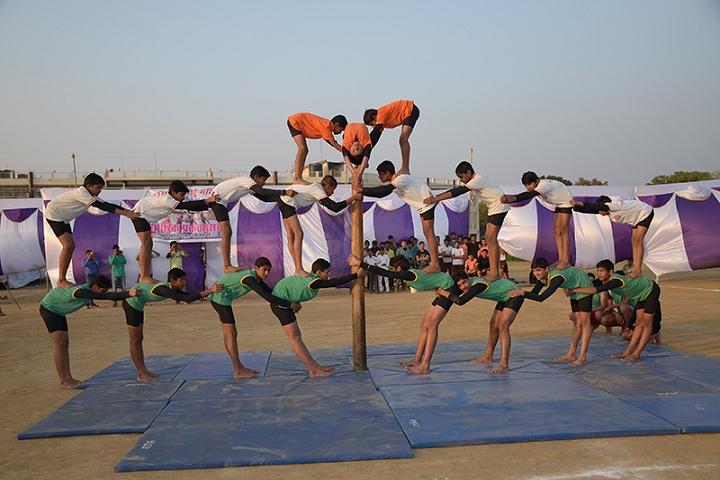 Saraswati Shishu Mandir-Activities