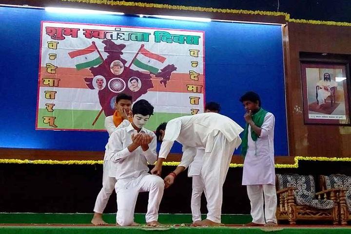 Saraswati Shishu Mandir-Dance