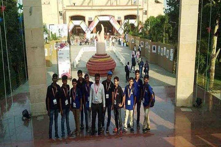 Saraswati Shishu Mandir-Excursion