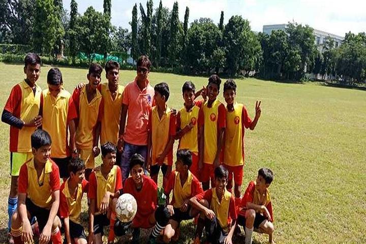 Saraswati Shishu Mandir-Sports