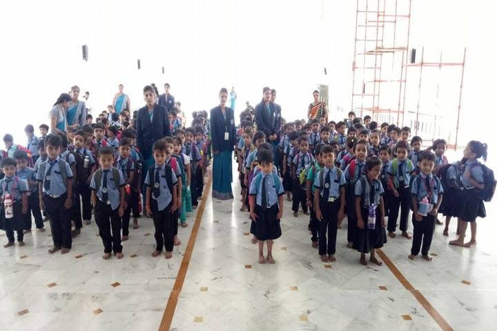 Sardar Patel International School-Assembly