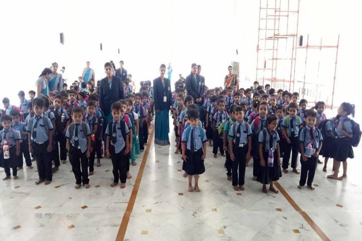 Sardar Patel International School-Assembly