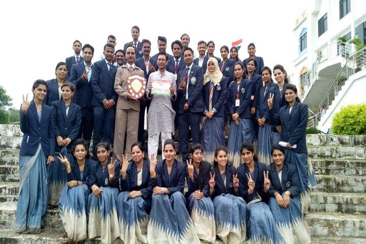 Sardar Patel International School-Awards