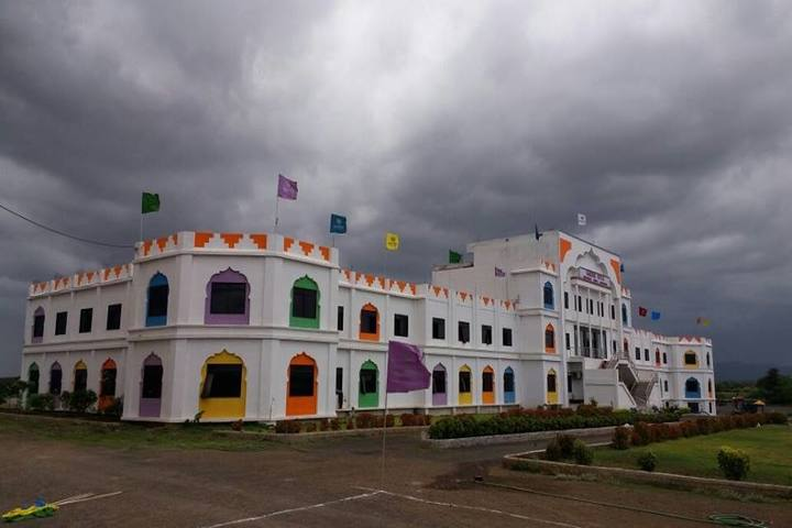 Sardar Patel International School-Campus View