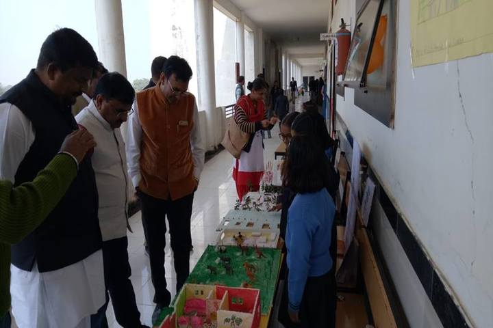 Sardar Patel International School-Exhibition