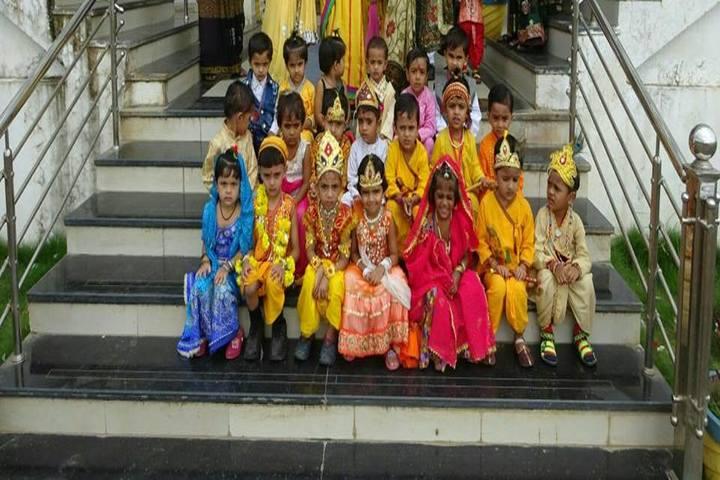 Sardar Patel International School-Festive Celebrations