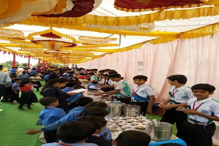 Sardar Patel International School-Food Fest