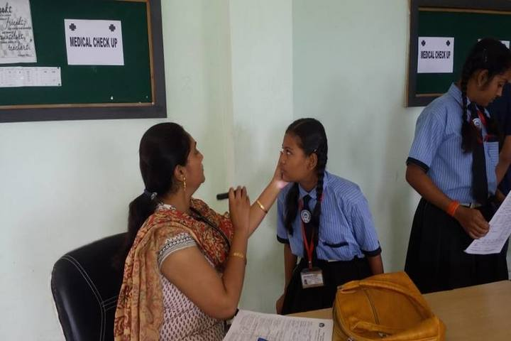 Sardar Patel International School-Health Checkup